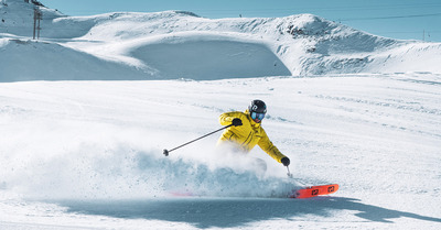 On ressort les skis aux 2 Alpes ce samedi !
