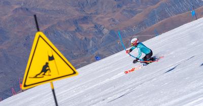 La saison est lancée aux 2 Alpes