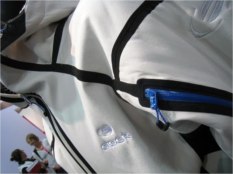 Veste Eider avec le Power Shield Pro de Polartec