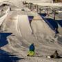Un snowpark pour Noël?