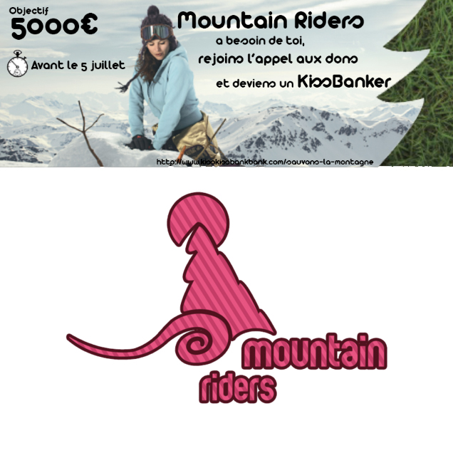 Mountain Riders a besoin de vous !