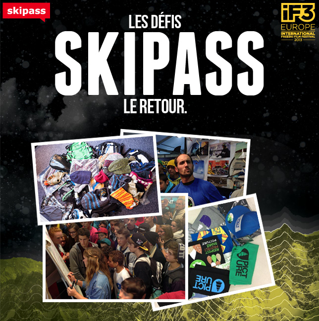 Les défis Skipass - iF3 Europe