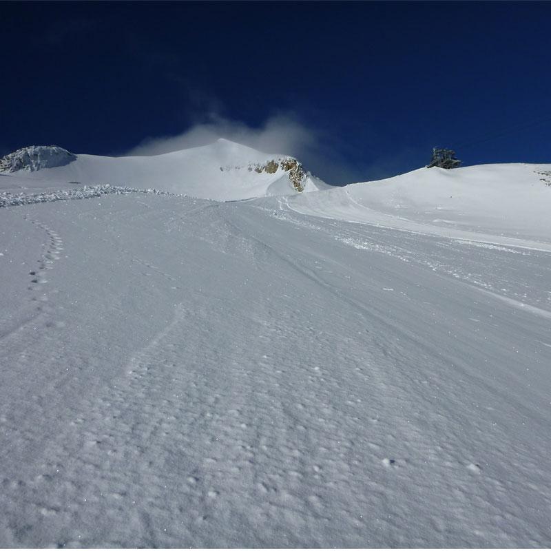 où skier à la Toussaint?