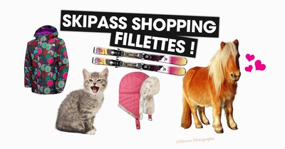 Shopping Fillettes