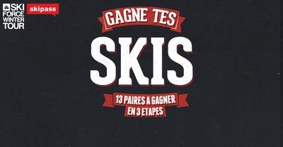 Gagne les skis que tu testes 2013