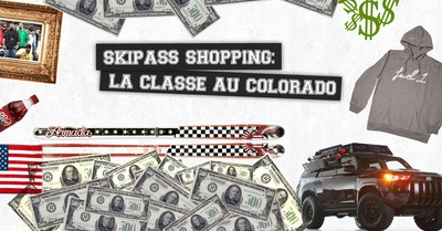 "Shopping ""pour rider les parks du Colorado"""