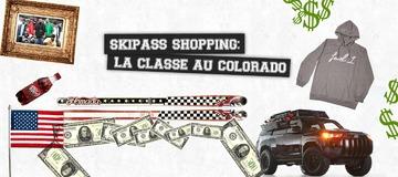 """Shopping """"pour rider les parks du Colorado"""""""
