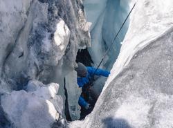 Faille | Glacier de Chavière