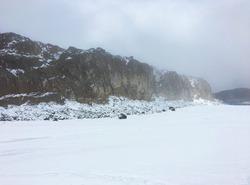 Glacier du Santa Isabel, Colombie, 4950m