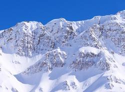 Rocher du Grand Pré - Monêtier les Bains