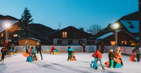 Patinoire en plein air