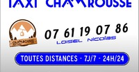 Taxi Chamrousse