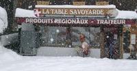 La table savoyarde