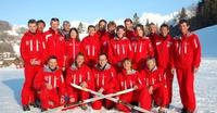 Ecole de ski de fond et raquettes