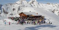 Restaurant d'altitude Le Panoramic 1800