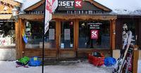 AB Sports - Skiset (Ours Blanc)