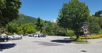 Parking de gare routière