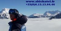 Roques Julien, moniteur de ski indépendant