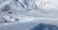 Snowpark Orcières Merlette 1850