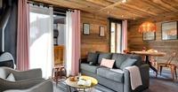 Chalet hôtel la Marmotte et La Tapiaz