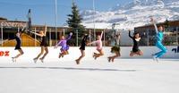 Alpe d'Huez patinage Club