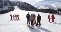 Ecole de ski Français d'Arêches-Beaufort.