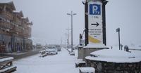 Parking du Col