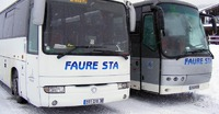 Transport bus liaison Gare Albertville