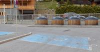 Parking des Marais
