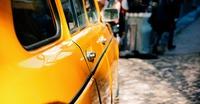 Taxi - Jean-Claude Deslandes