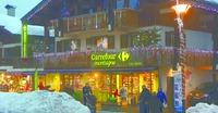 Superette Carrefour Montagne