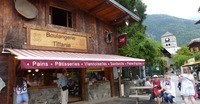 Boulangerie Tiffanie - Centre village