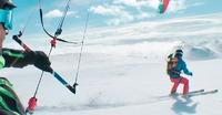 San Bernardo Kite Ecole de Snowkite