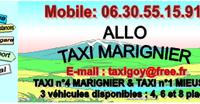 Taxi n°1 Mieussy