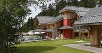 Chalet Hôtel Vacca Park