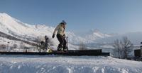 Snowpark d'Albiez