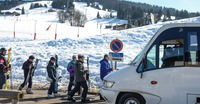 Navette skieurs Albertville - Crest-Voland