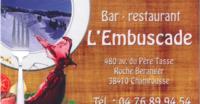 L'Embuscade - bar