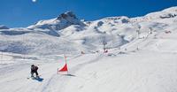 Bovoland : L'expérience skicross.