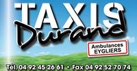 Taxi Loic Durand