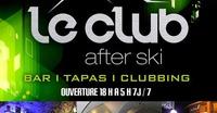 Le Club After Ski