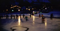 Patinoire naturelle