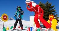 Ski alpin : Club Piou Piou (3-5 ans)