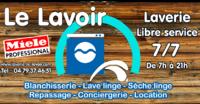 Le Lavoir - Laverie - Blanchisserie