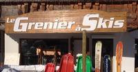 Grenier à skis