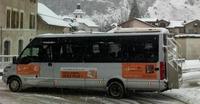 Navette ski interne Brides-les-Bains