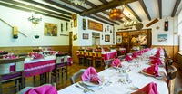Restaurant : Hôtel Les Alpes **