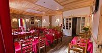 Restaurant : Hôtel L'Hermitage **