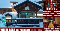 Pub, Snack, Bar d'ambiance le White Bear