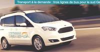 Transport à la demande - Pays de Gex